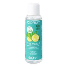 Dzieci Toofruit Żel do mycia rąk od 6 roku życia 60% alkoholu