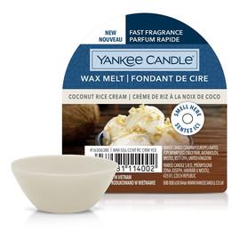 Wax melt wosk zapachowy coconut rice cream