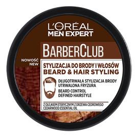 Barber Club krem do stylizacji brody i włosów