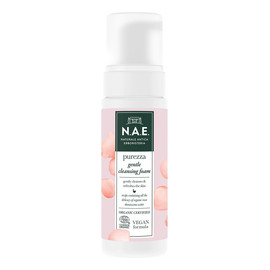 Purezza Gentle Cleansing Foam Kremowa pianka oczyszczająca z organiczną wodą z róży damasceńskiej