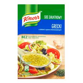 Sos sałatkowy grecki