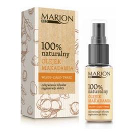 100% naturalny olejek z ORZECHÓW MAKADAMIA