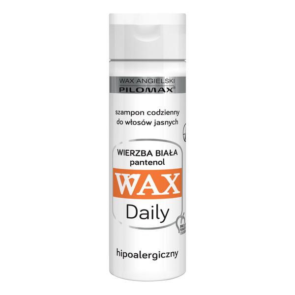 Pilomax Wax Szampon Do Codziennej Pielęgnacji Włosów Jasnych 200ml
