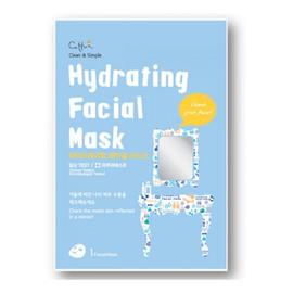 intensywnie nawilżająca maska do twarzy w płacie