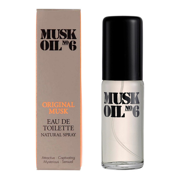 Gosh Musk Oil No 6 Orginal Woda Toaletowa 30ml