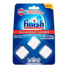 kapsułki do czyszczenia zmywarek 3szt