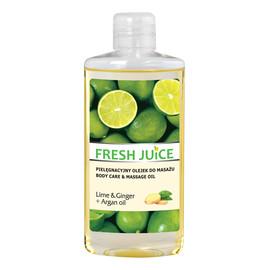 Pielęgnacyjny olejek do masażu