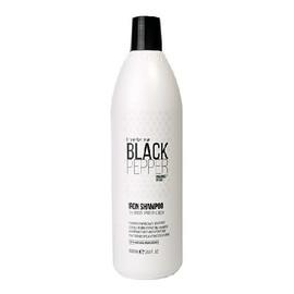 Black Pepper Iron Shampoo wzmacniający szampon nawilżający do włosów