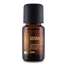 Organiczny olejek eteryczny z sosny