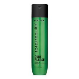Curl Please Jojoba Oil Shampoo szampon do włosów kręconych