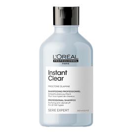 Serie expert instant clear shampoo szampon przeciwłupieżowy do włosów normalnych i przetłuszczających się