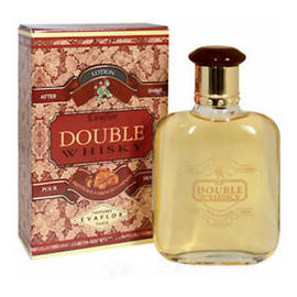 - Double Whisky after Shave Lotion - Woda po goleniu