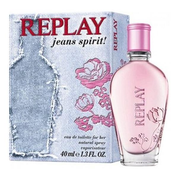 Replay Jeans Spirit Woda toaletowa spray 40ml