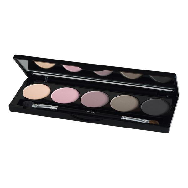 Isadora Eye Shadow Palette Paleta pięciu cieni do powiek 7g