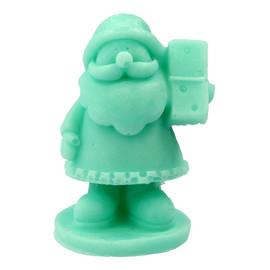 Mydełko glicerynowe Mały Święty Mikołaj zielony