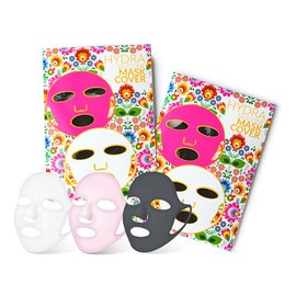 Cover white Silikonowa nakładka na maski w płachcie