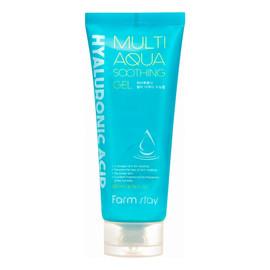 Hyaluronic Acid Multi Aqua Soothing Gel żel do twarzy łagodząco-nawadniający z kwasem hialuronowym