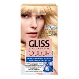 Gliss color lightener rozjaśniacz do włosów l-9