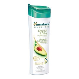 nawilżający szampon do włosów gładkość i jedwabistość