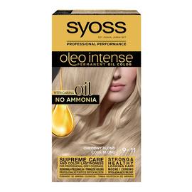 Oleo intense farba do włosów trwale koloryzująca z olejkami 9-11 chłodny blond