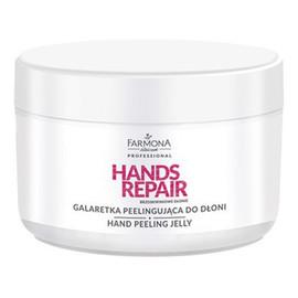 Repair galaretka peelingująca do dłoni