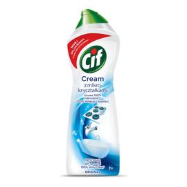 Original mleczko z mikrokryształkami do czyszczenia powierzchni