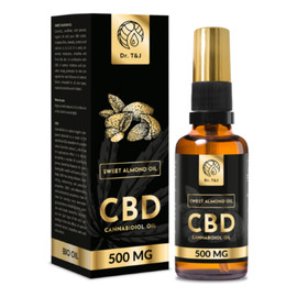Naturalny olej ze słodkich migdałów BIO