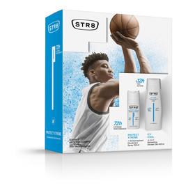 Zestaw prezentowy (dezodorant spray 150ml+żel pod prysznic 400ml)