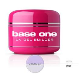 żel budujący do paznokci One Violet
