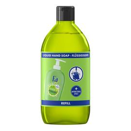 Mydło w płynie antybakteryjne Lime zapas