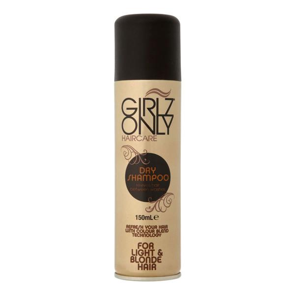Girlz Only Haircare suchy szampon do włosów blond 150ml