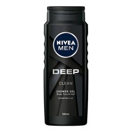 Żel pod prysznic do ciała, twarzy i włosów Deep Clean