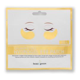 Collagen & gold hydrogel eye patch hydrożelowe płatki pod oczy z kolagenem i złotem 2szt.