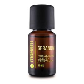 Organiczny olejek eteryczny z geranium Mohani