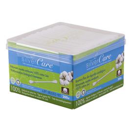 Patyczki higieniczne do uszu z 100% organicznej bawełny 200szt