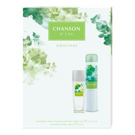 Zestaw prezentowy Original deo naturalny spray 75ml + deo spray 200 ml