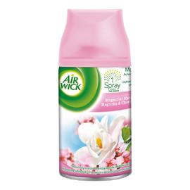 Wkład do automatycznego odświeżacza powietrza Magnolia i Kwiat Wiśni