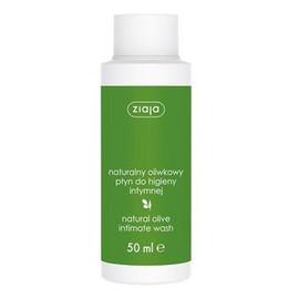 Naturalny oliwkowy płyn do higieny intymnej