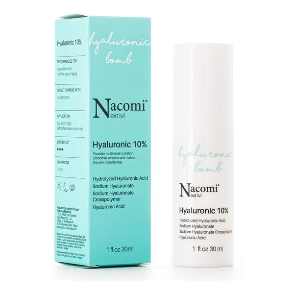 Nacomi Next Level Kwas hialuronowy 10% serum do twarzy 30ml