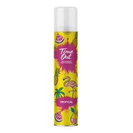 Suchy szampon do włosów TROPICAL