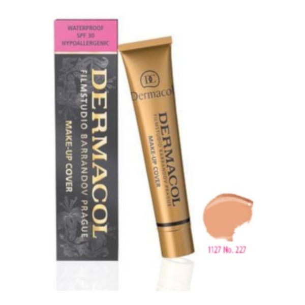Dermacol Make-up Cover Wodoodporny Podkład Ekstremalnie Kryjący z SPF 30 (227) 30ml