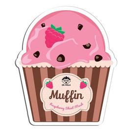 Raspberry Muffin Sheet Mask rewitalizująco-nawilżająca maseczka w płachcie