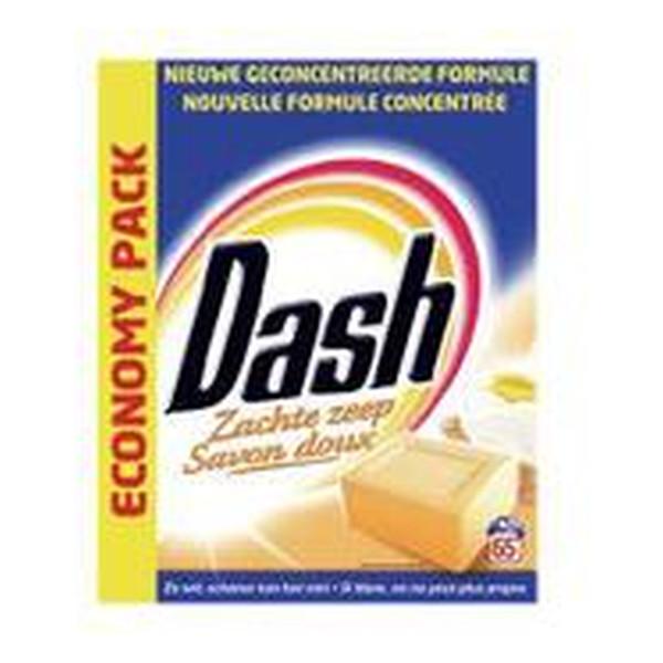 Dash Proszek Do Prania Savon Doux 4225g