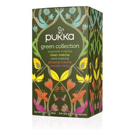 Green collection organiczna herbatka 20 torebek