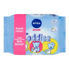 Chusteczki dla dzieci Toddies duopack 2 x 63 sztuki