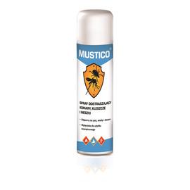 Spray odstraszający komary kleszcze i meszki
