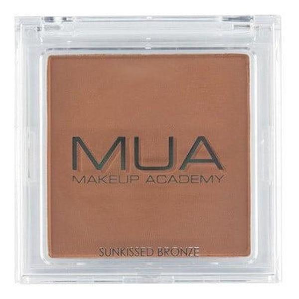 MUA MakeUp Academy SUNKISSED BRONZE BRONZER W PUDRZE