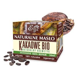 naturalne nierafinowane Masło kakaowe