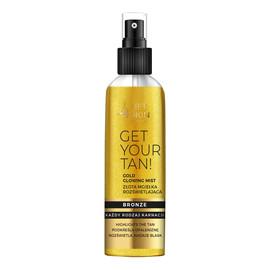 Get Your Tan! złota mgiełka rozświetlająca
