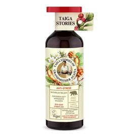 Naturalny balsam do włosów Anti-Stress żeń-szeń syberyjski